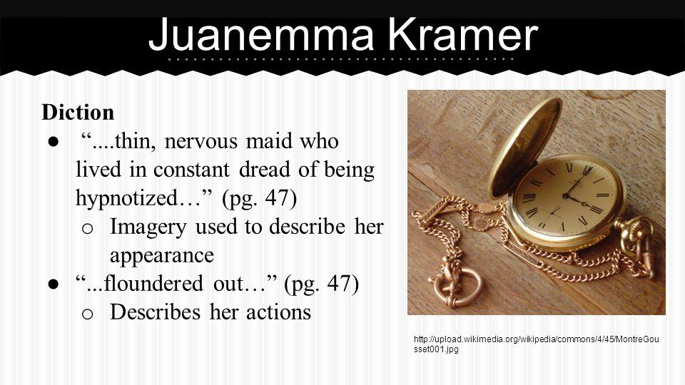 Juanemma Kramer (Cont.)