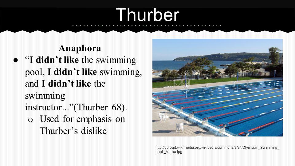 Thurber (cont.)
