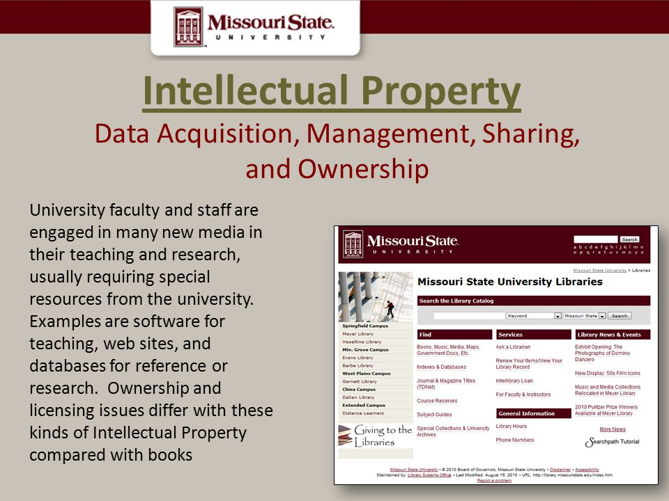 Case Studies on Intellectual Property (IP Advantage)