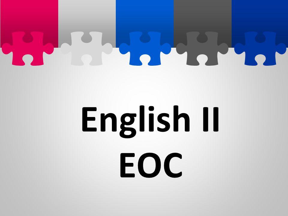 English II EOC