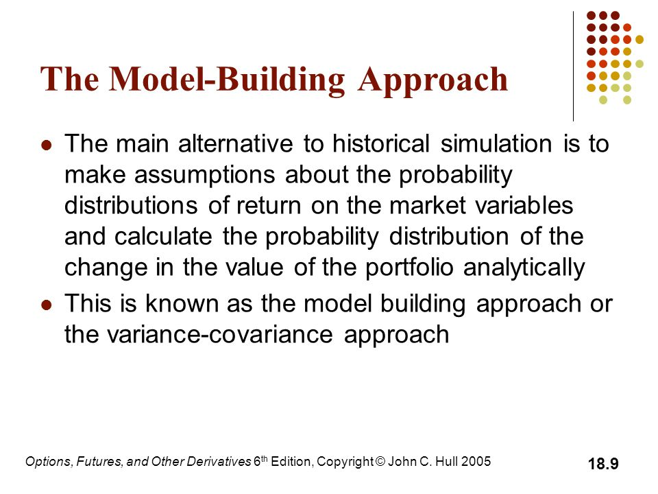 The Model-Building Approach