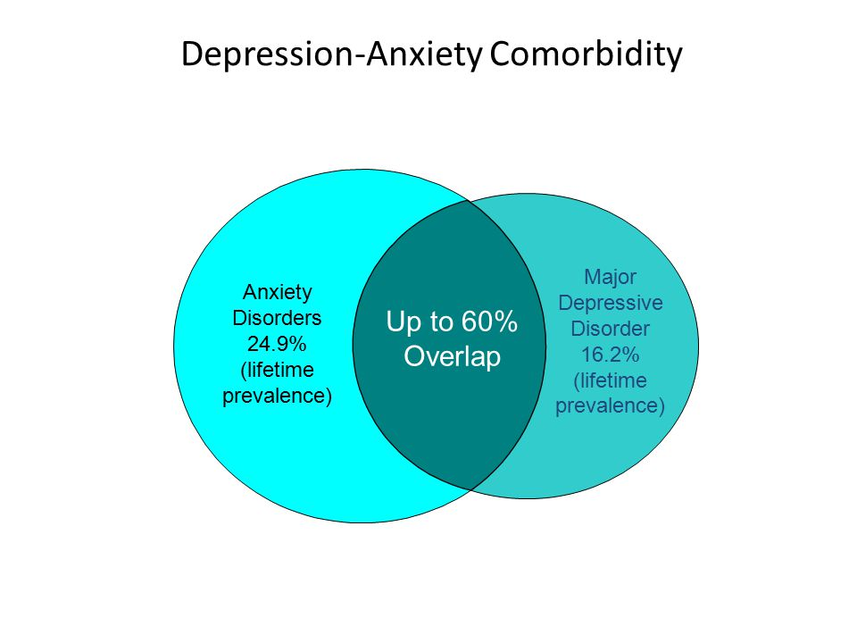 Depression-Anxiety Comorbidity