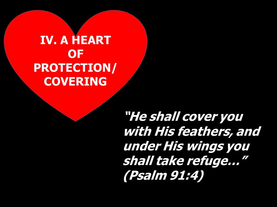 IV. A HEART OF PROTECTION/