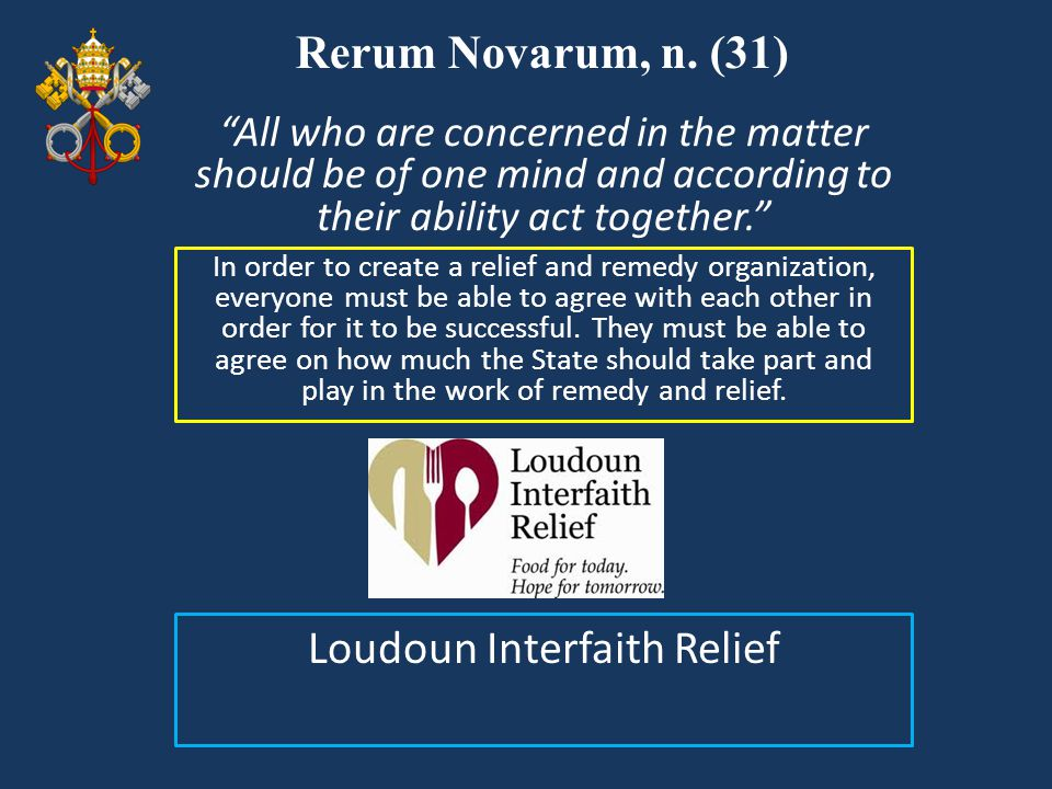 Loudoun Interfaith Relief