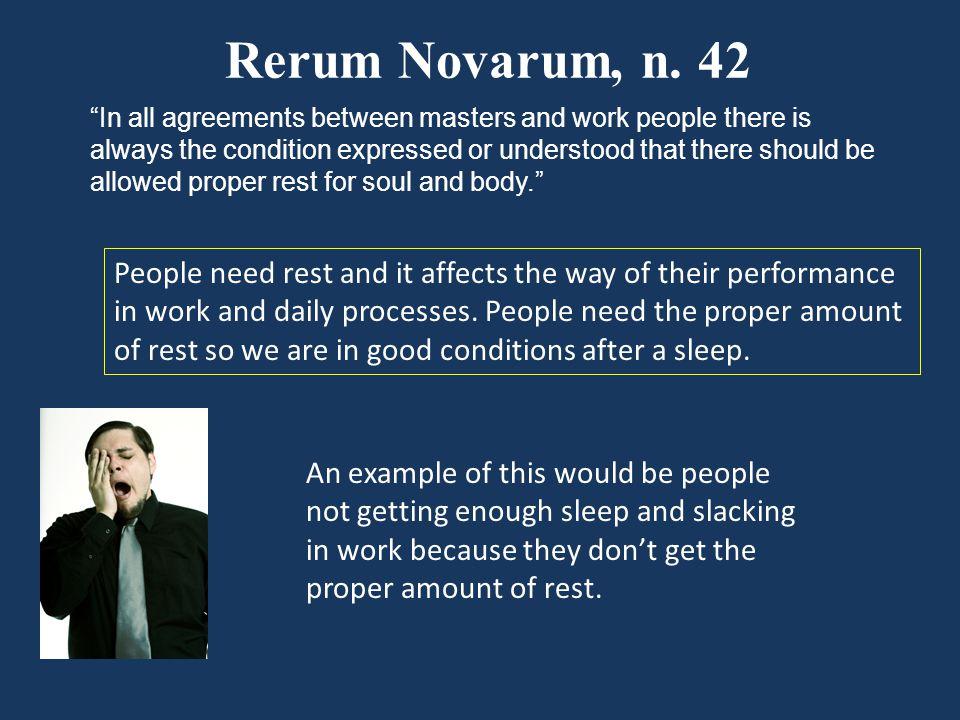 Rerum Novarum, n. 42