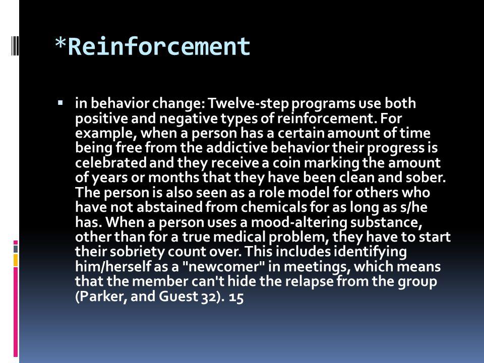 *Reinforcement