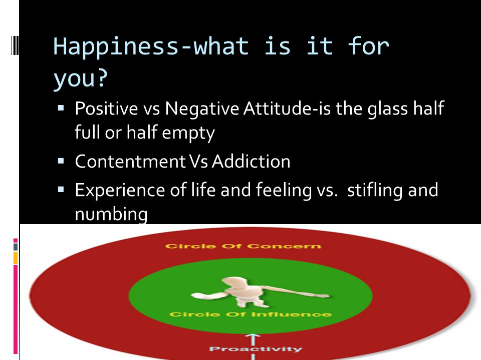 Happiness-what is it for you