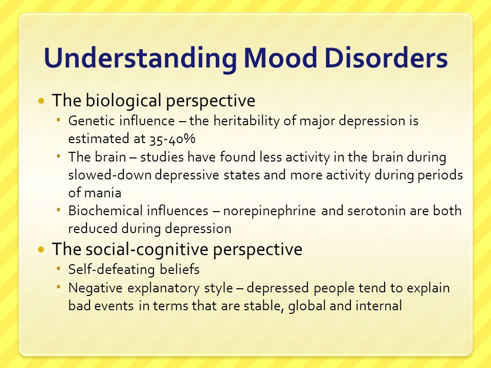 Understanding Mood Disorders