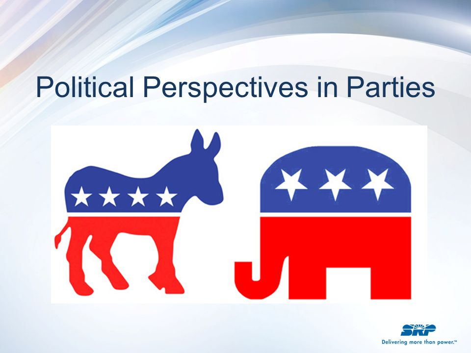 Political Perspectives in Parties