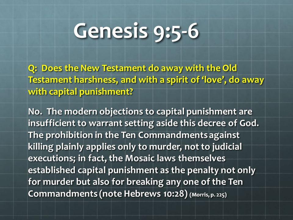 Genesis 9:5-6
