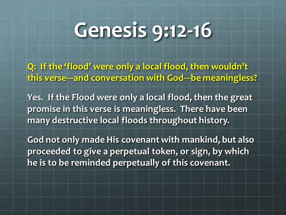 Genesis 9:12-16
