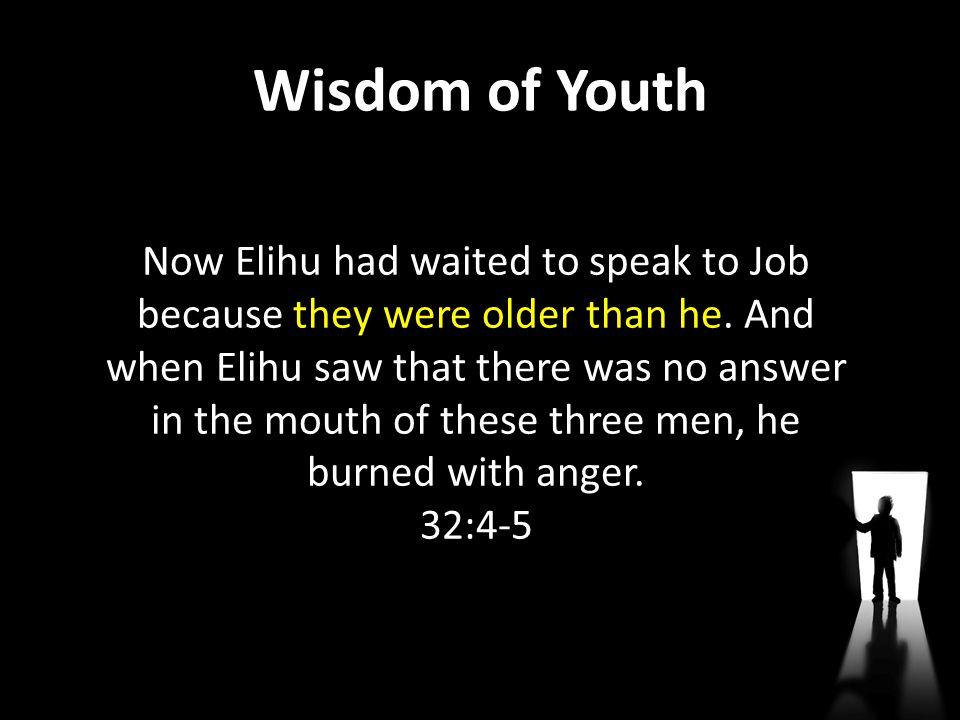 Wisdom of Youth