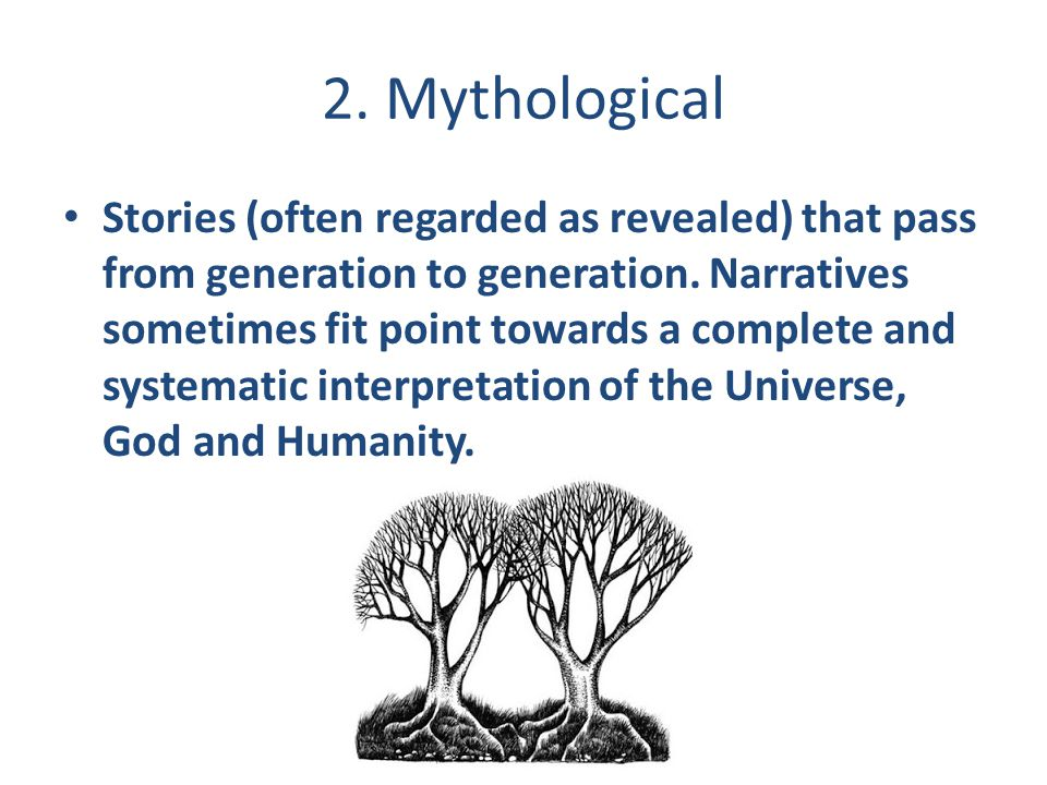 2. Mythological