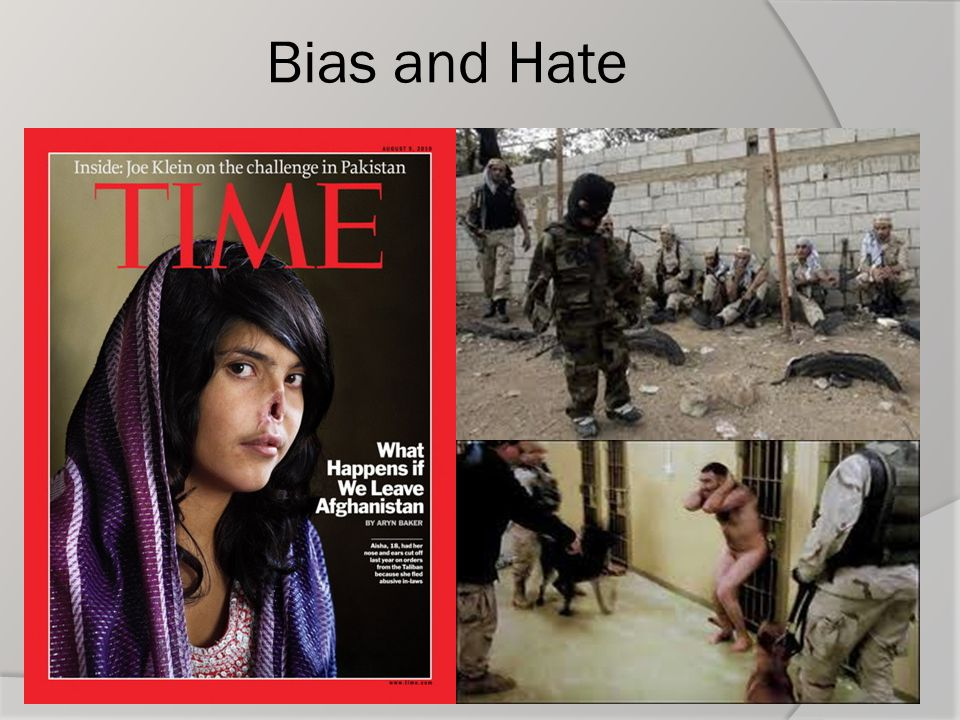 Bias and Hate