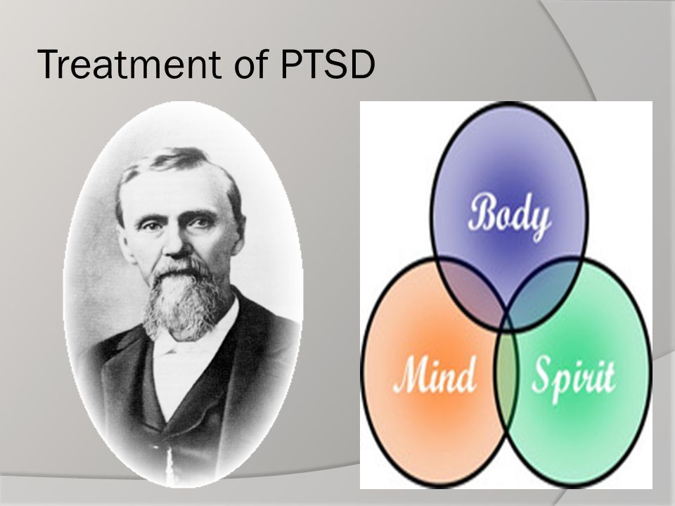 ptsd and treatment If you suffer from post-traumatic stress disorder (ptsd), then you understand how  devastating a condition it can be learn about disability.