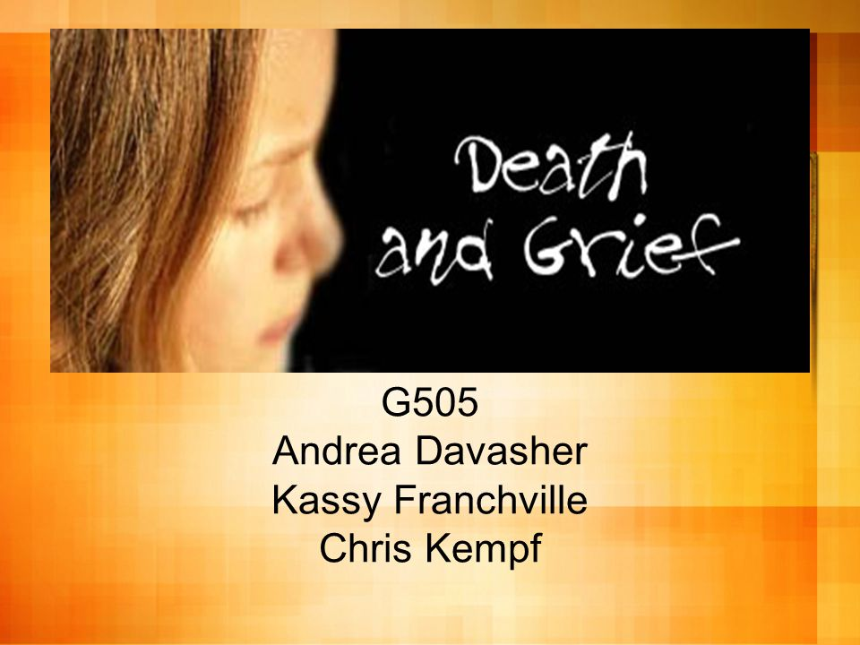 G505 Andrea Davasher Kassy Franchville Chris Kempf