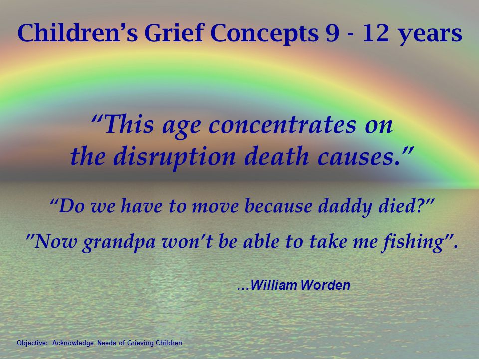 This age concentrates on the disruption death causes.