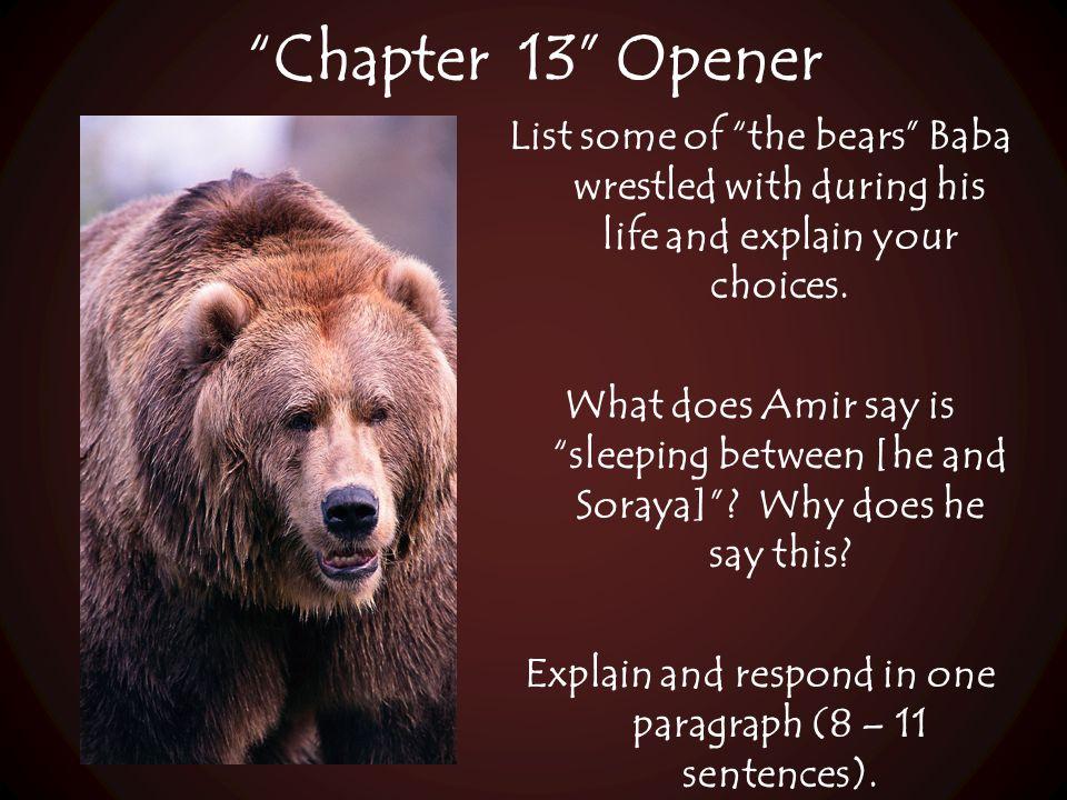 Chapter 13 Opener