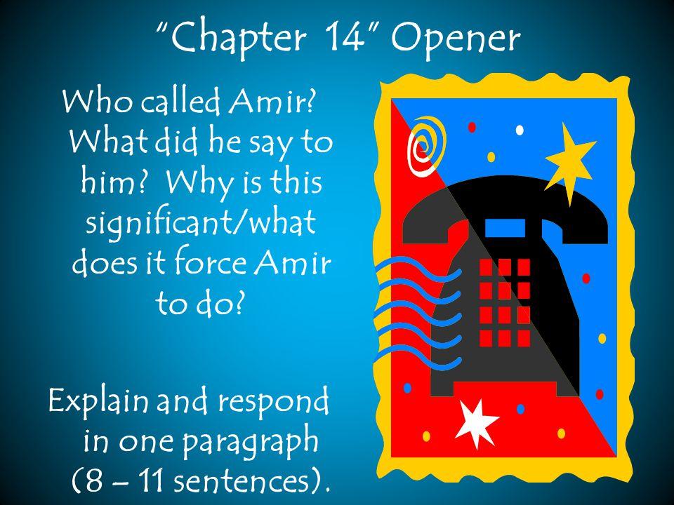 Chapter 14 Opener