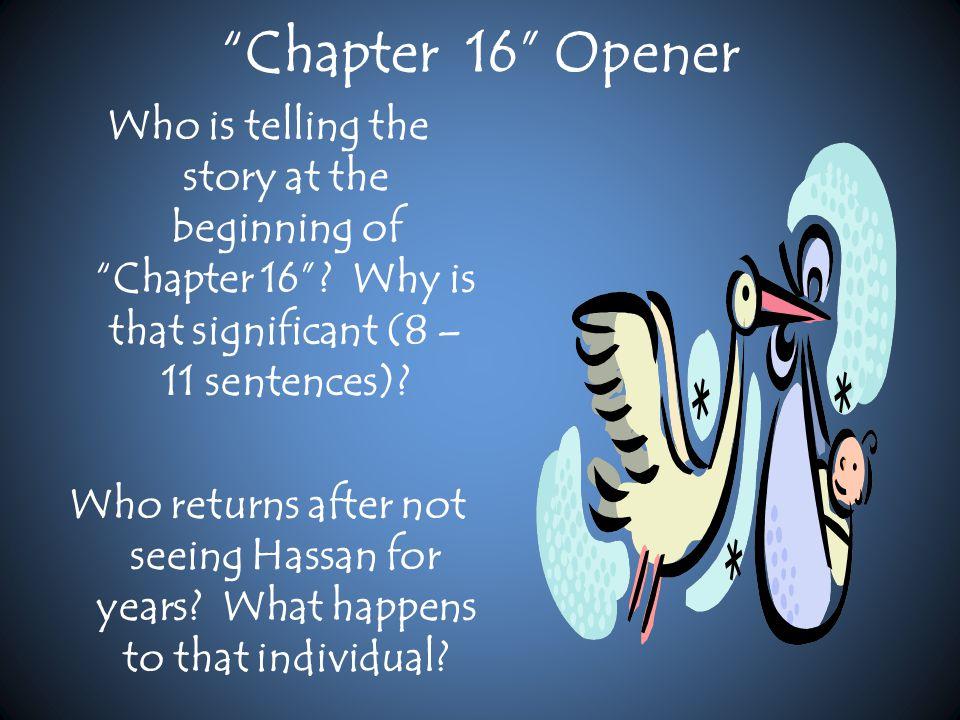 Chapter 16 Opener