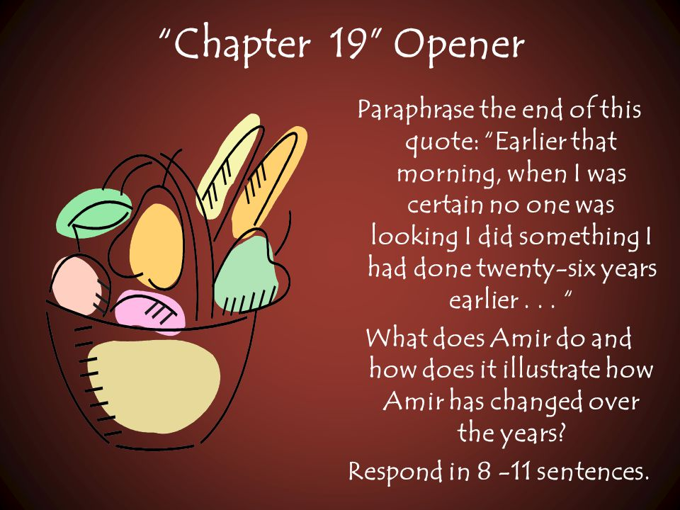 Chapter 19 Opener