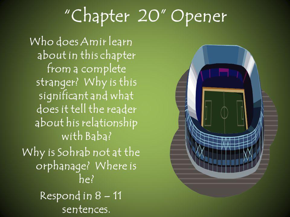 Chapter 20 Opener