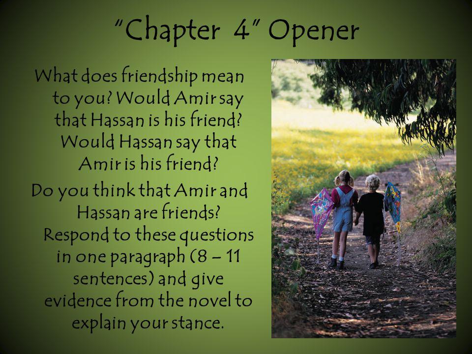 Chapter 4 Opener