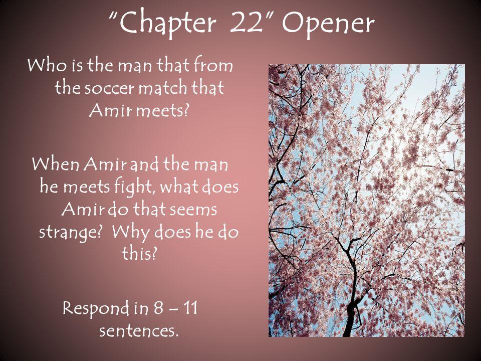 Chapter 22 Opener