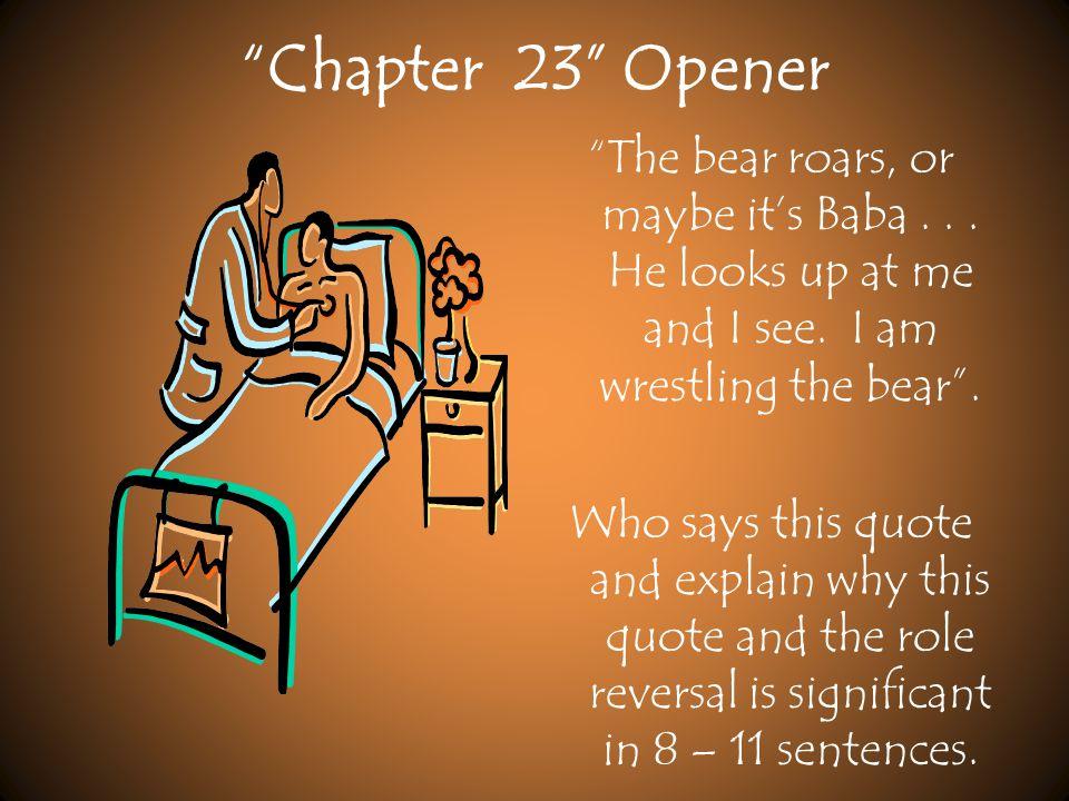 Chapter 23 Opener
