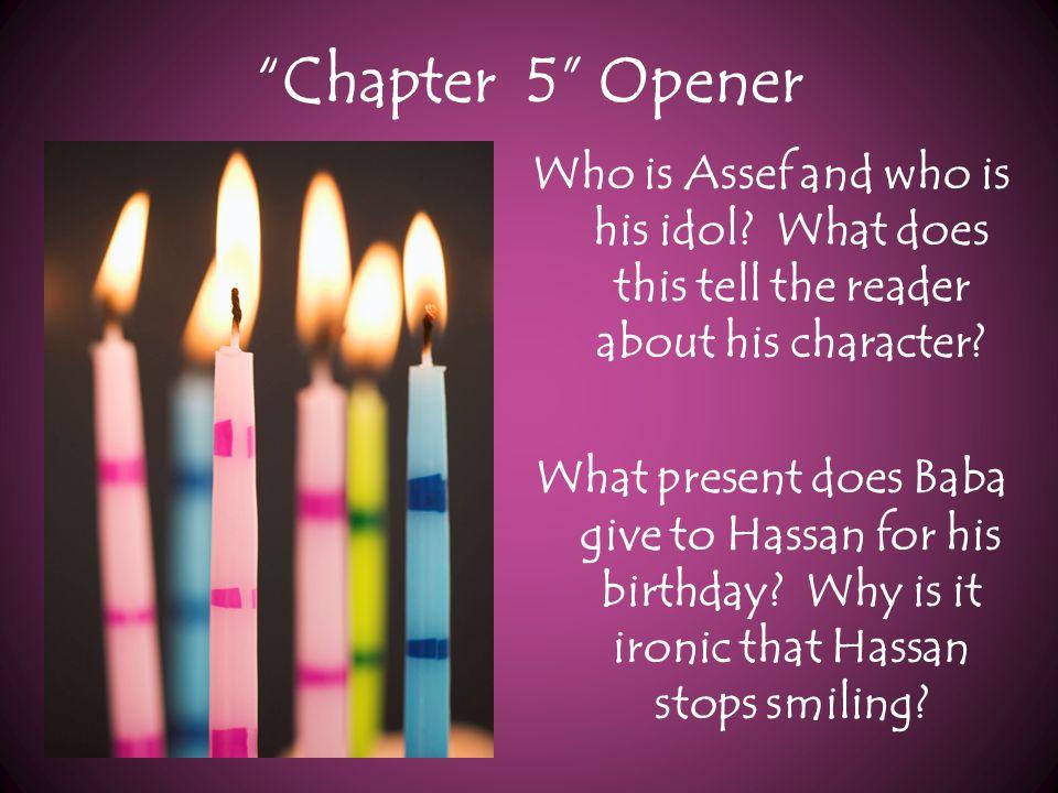 Chapter 5 Opener