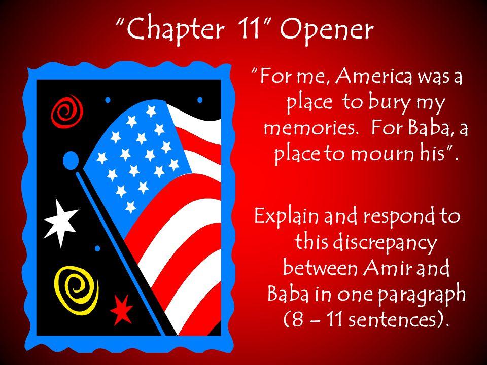 Chapter 11 Opener