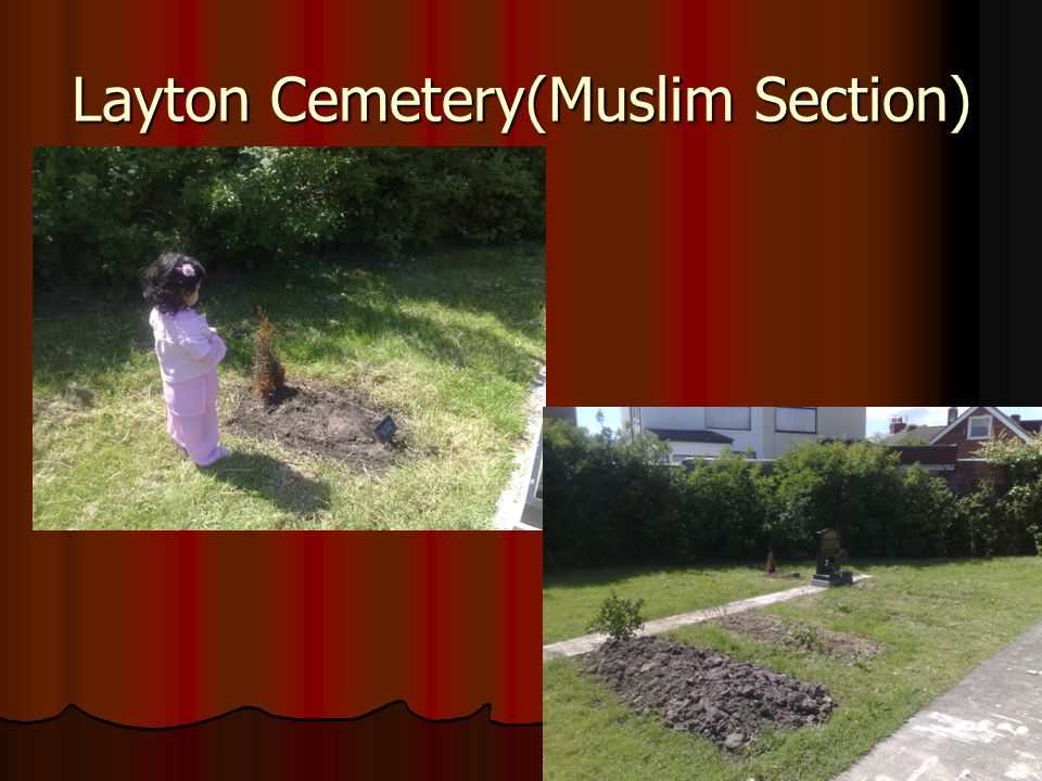 Layton Cemetery(Muslim Section)