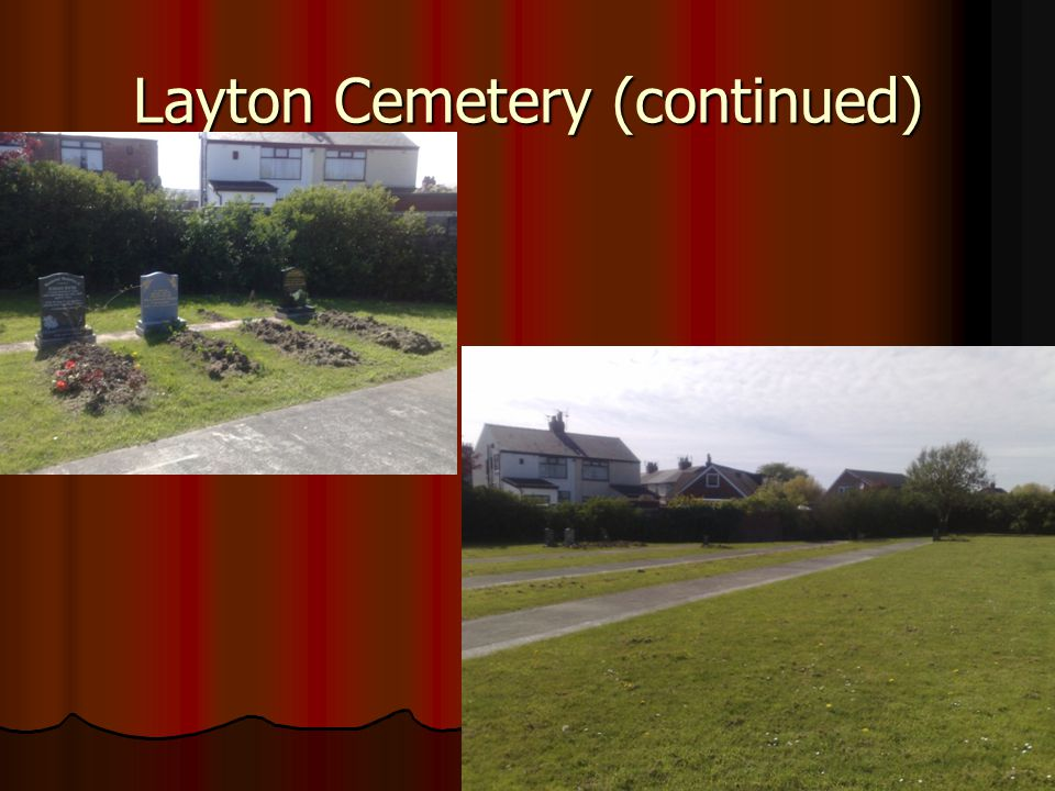 Layton Cemetery (continued)