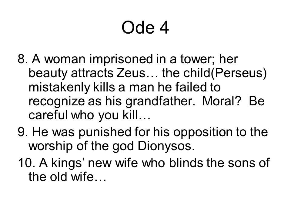 Ode 4