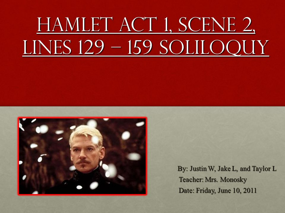 hamlet act 2 scene 2 soliloquy essay Hamlet's soliloquy: o, what a rogue and peasant slave am i (22) commentary extensive analysis of act 2, scene 2 the hamlet and ophelia subplot the norway subplot in hamlet hamlet: plot summary with key passages hamlet basics.