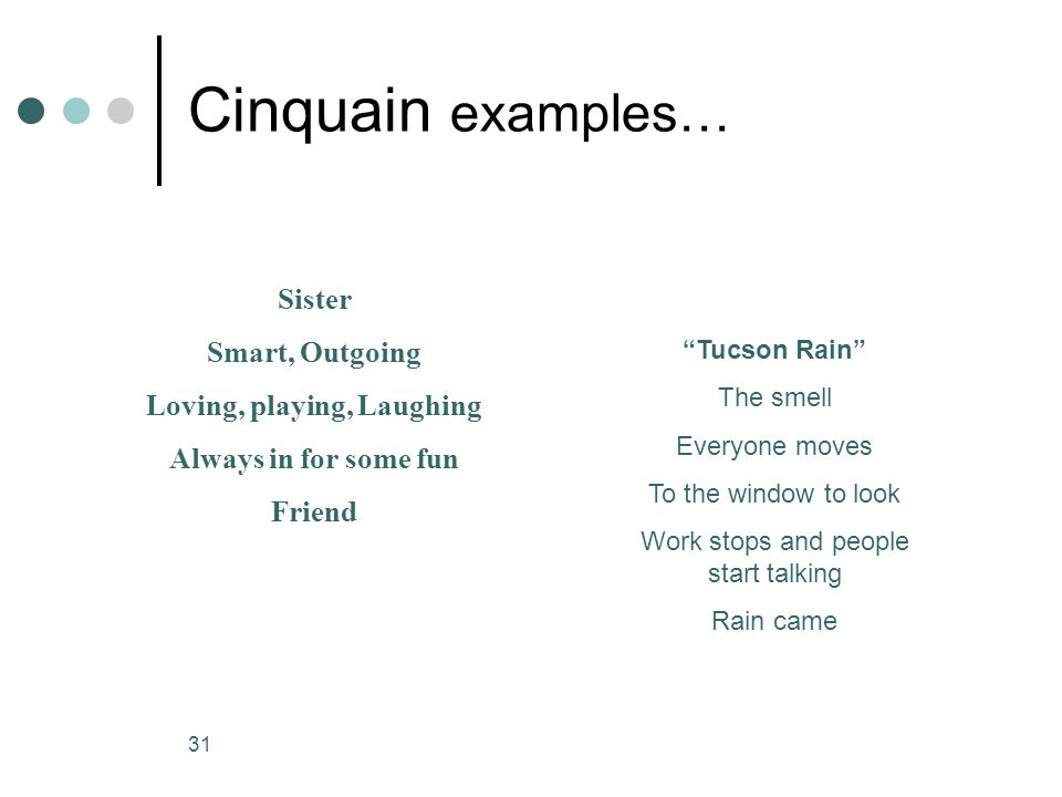Loving, playing, Laughing