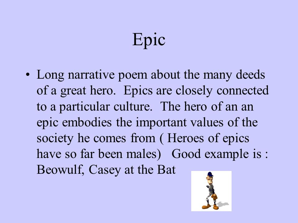 epic hero and the values of the society essay Most upper-grade high school students previously have been introduced to epic poetry and its related concept of the epic hero in such works as the odyssey all students will benefit from learning about anglo-saxon customs and values how does the lieutenant recognize beowulf as a hero 8.