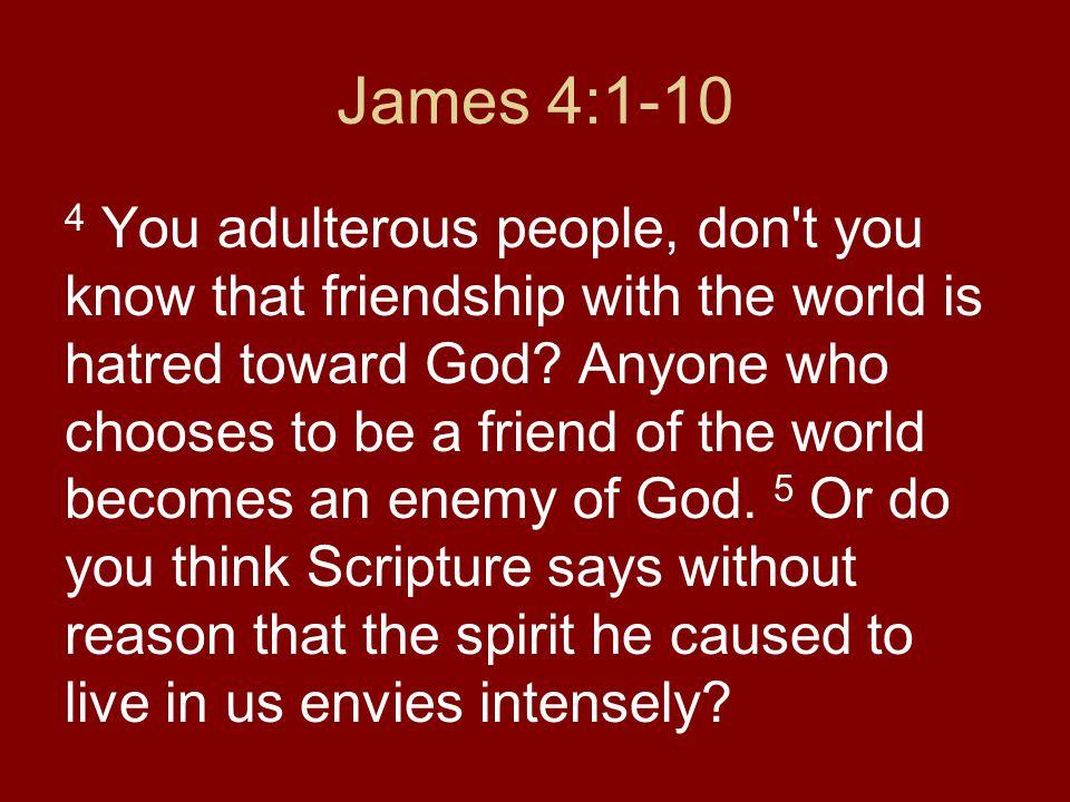 James 4:1-10