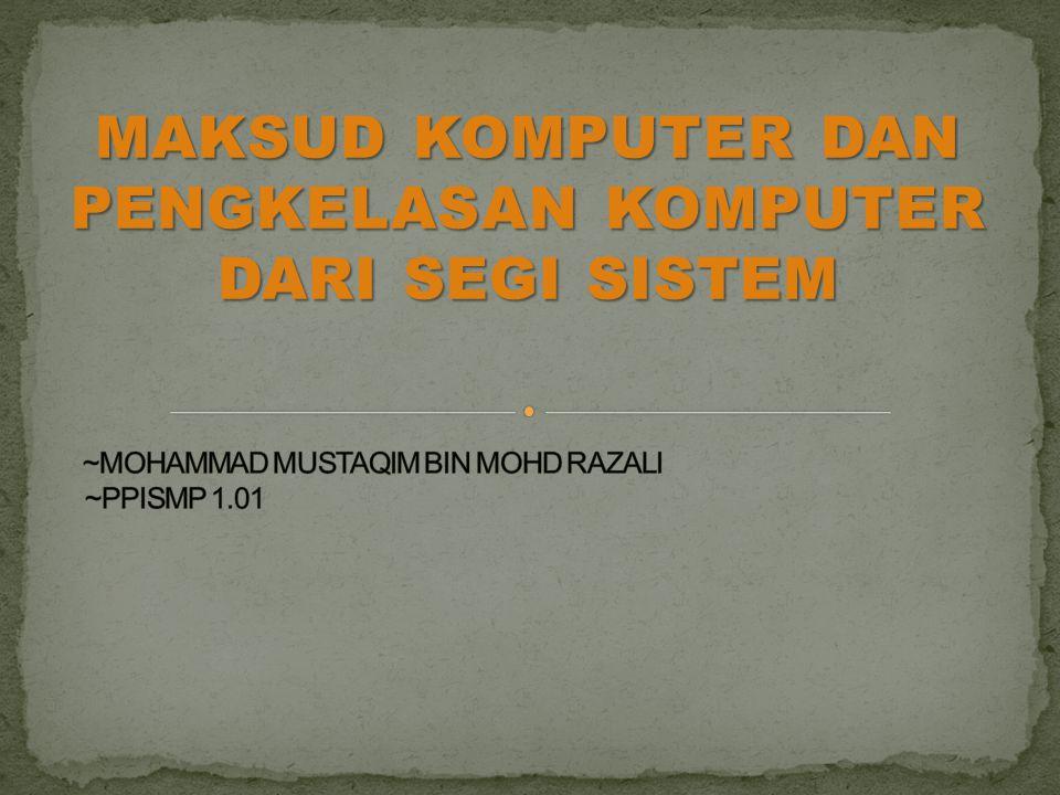 ~MOHAMMAD MUSTAQIM BIN MOHD RAZALI ~PPISMP 1.01