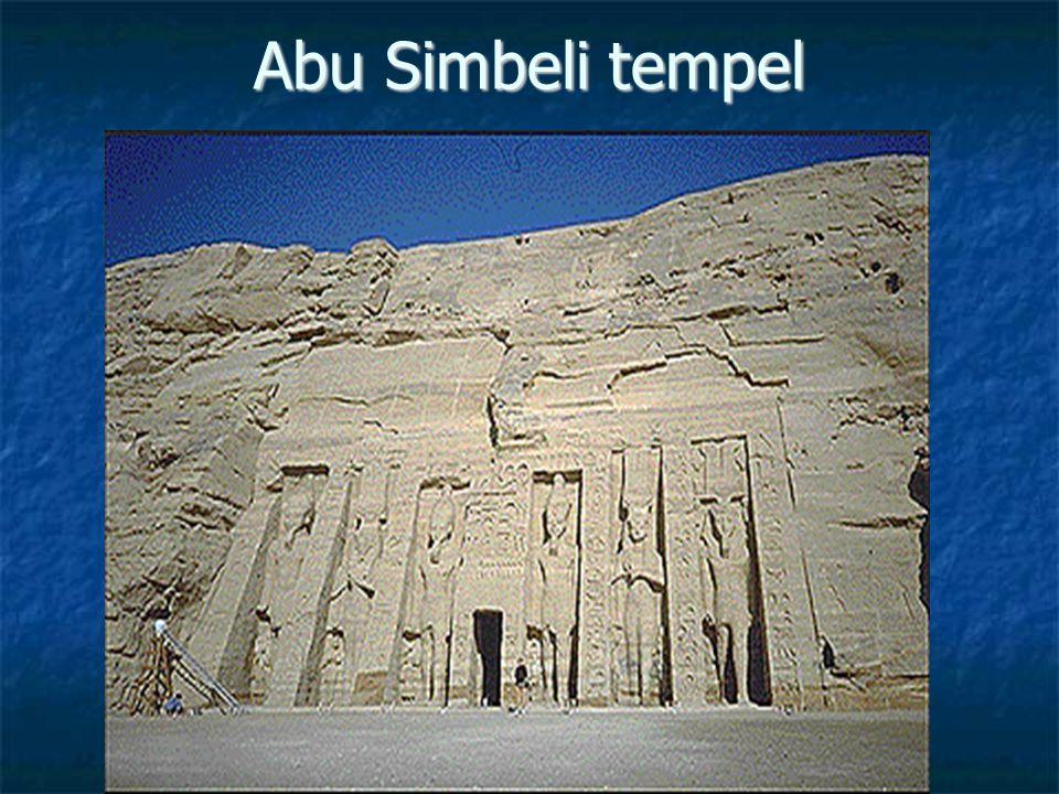 Abu Simbeli tempel
