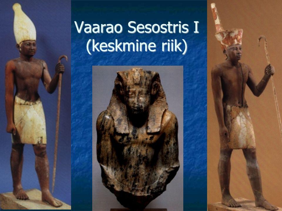 Vaarao Sesostris I (keskmine riik)