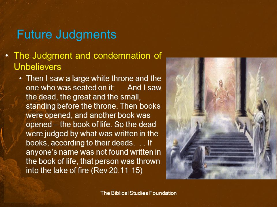 The Biblical Studies Foundation
