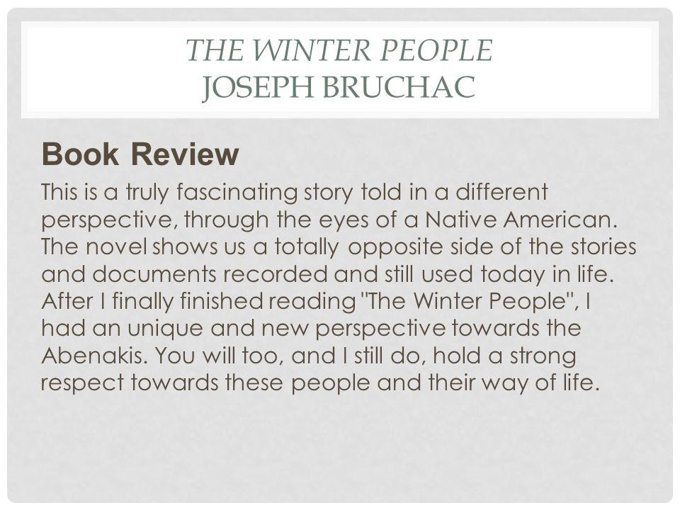 The Winter People Joseph Bruchac