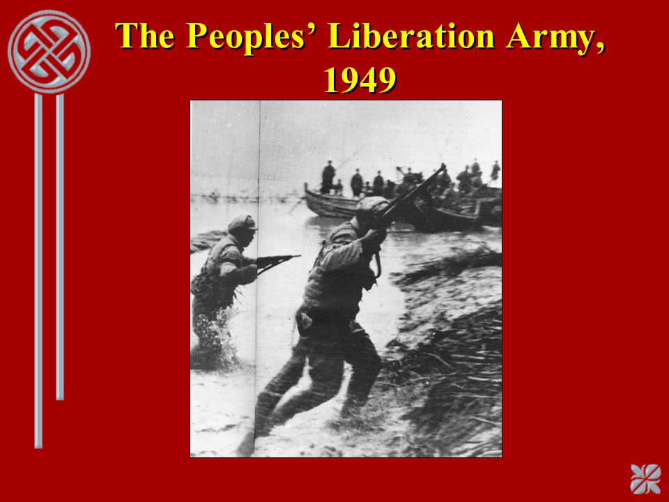 The Peoples' Liberation Army, 1949