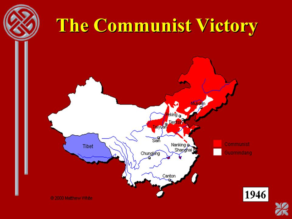 The Communist Victory