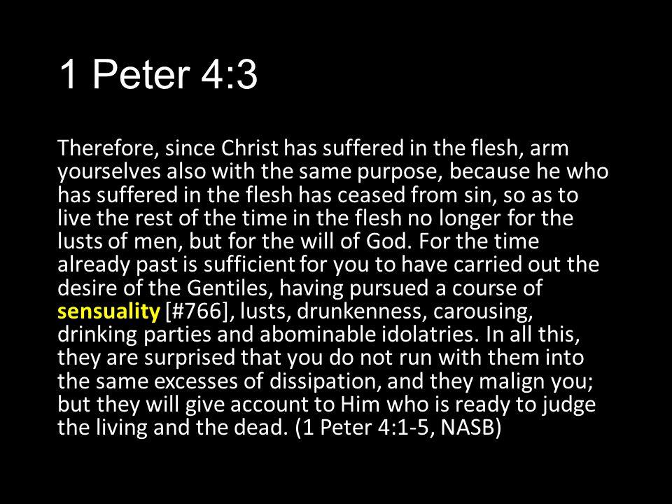 1 Peter 4:3