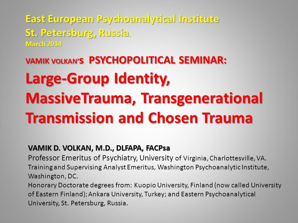 East European Psychoanalytical Institute