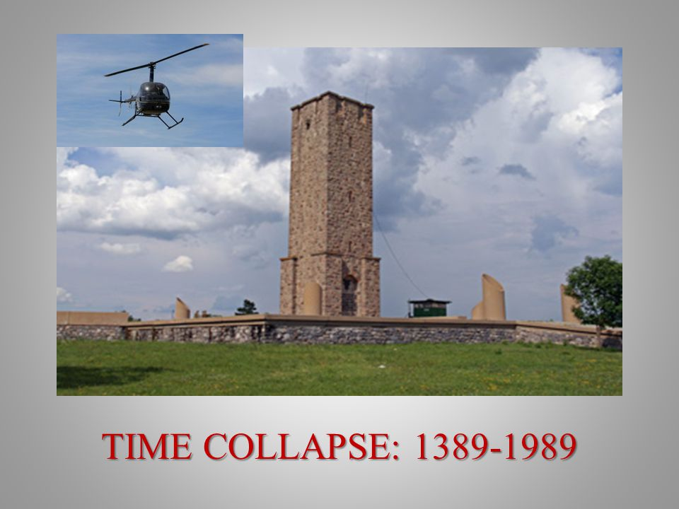 TIME COLLAPSE: 1389-1989