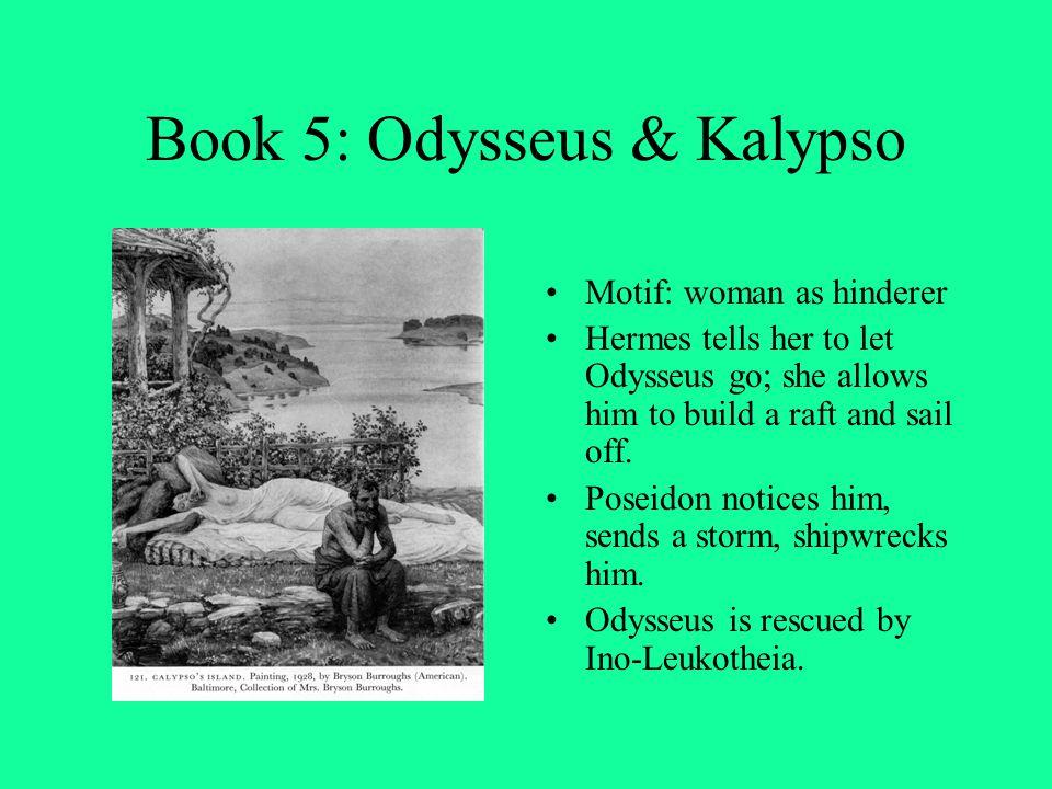 Book 5: Odysseus & Kalypso