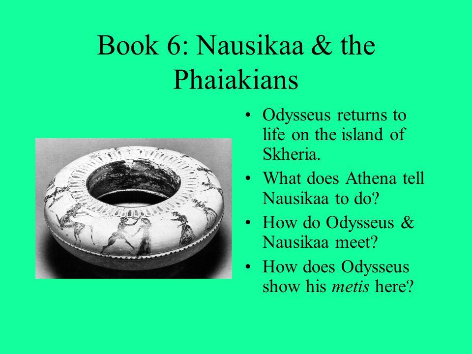 Book 6: Nausikaa & the Phaiakians